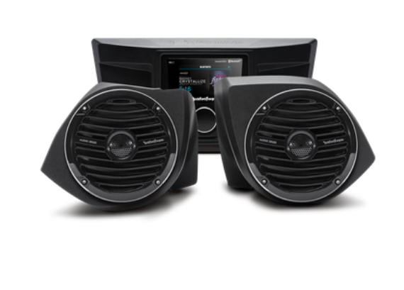 Rockford Fosgate Yamaha YXZ Stage 1 Kit