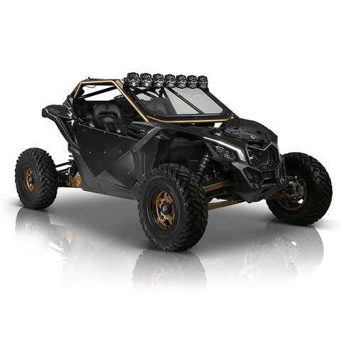 UTV Wolfpack Can- Am-2-seat- Scorpion Cage with integrated Tail (2017-2020)