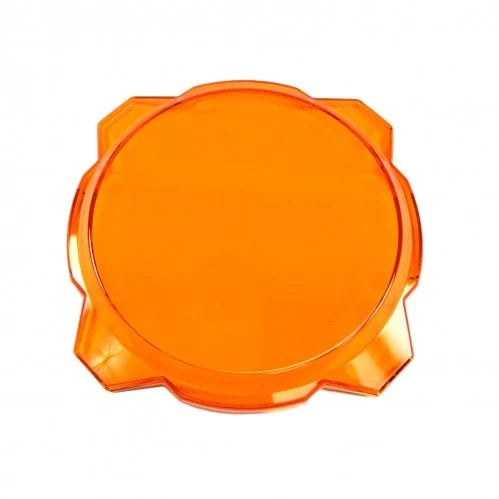 "KC Gravity LED Pro6 6"" Amber Light Shield Cover"
