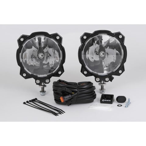 Gravity LED Pro6 Single Pair Pack System Wide Beam
