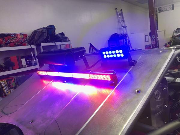 "All Terrain Concepts Chase Series 30"" Rear Light Bar"