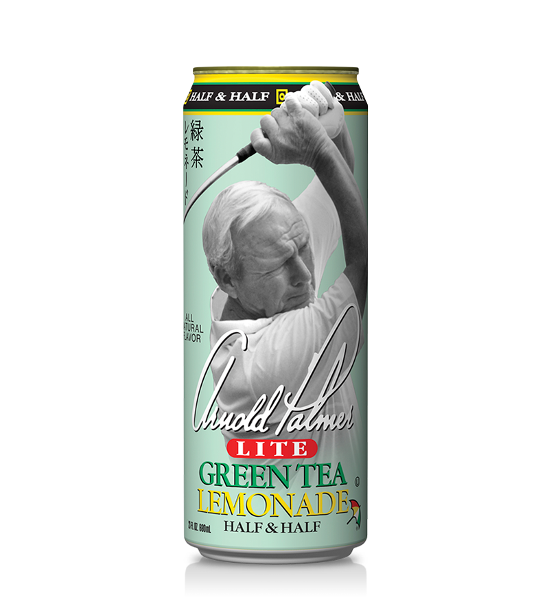 Arnold Palmer Green Tea 23oz BIG CAN