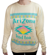 Retro Ivory Lemon Tea Sweatshirt