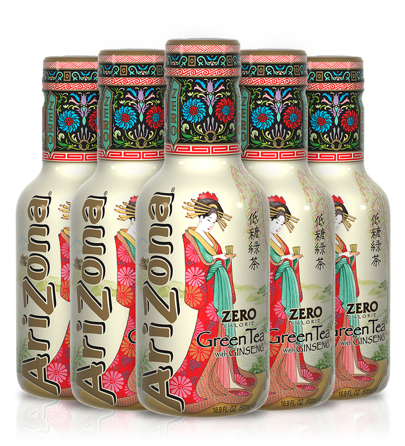 AriZona Diet Green Tea 3x12 Pack