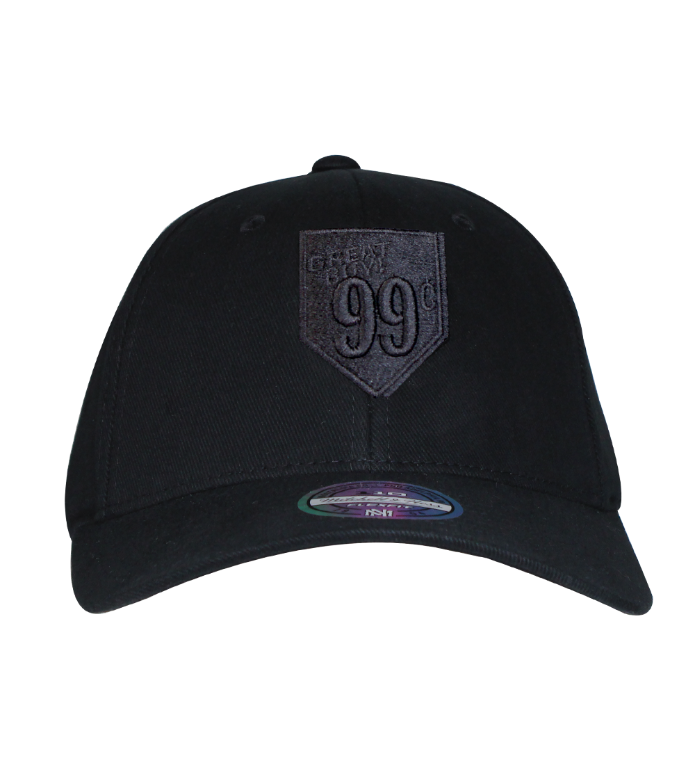 Mitchell & Ness Flexfit Hats - Black