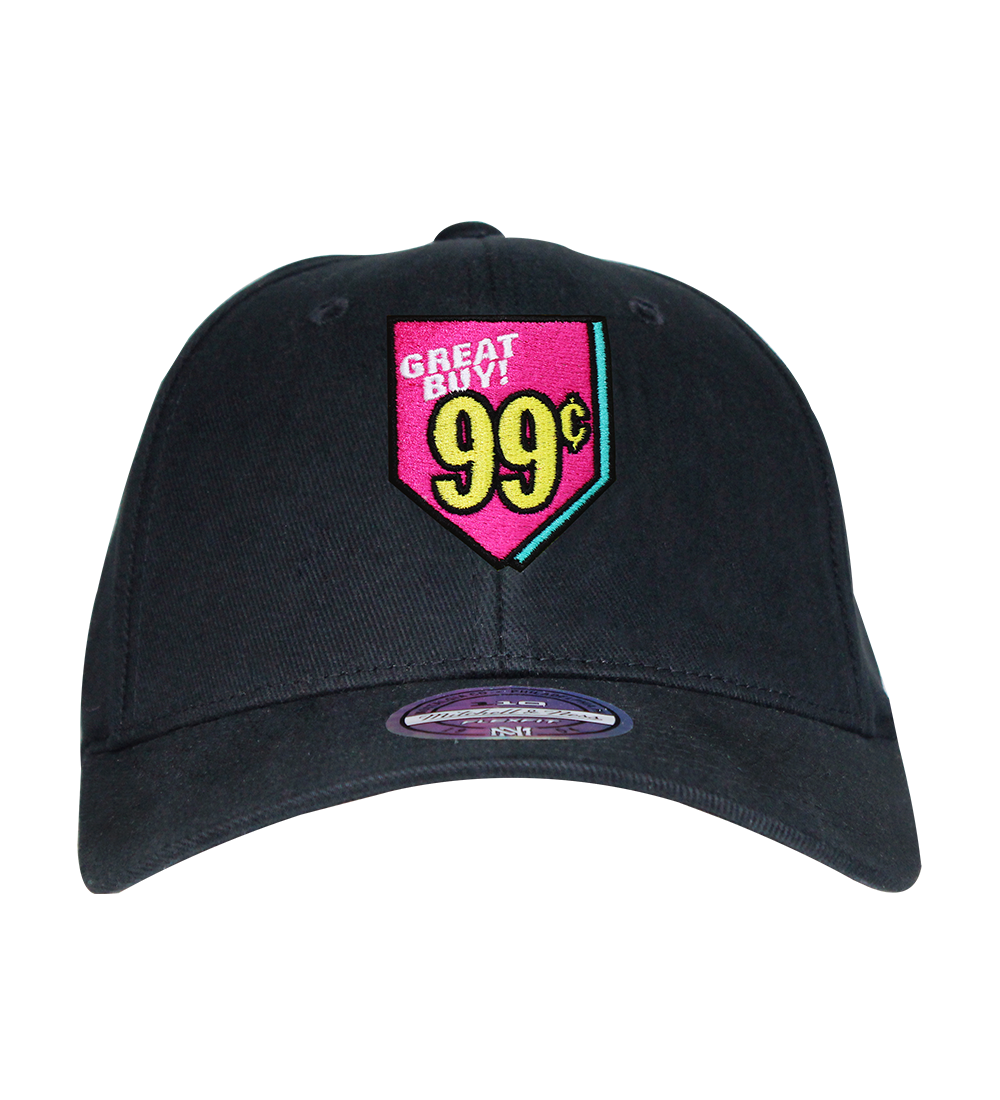 Mitchell & Ness Flexfit Hats - Pink 99 Cents