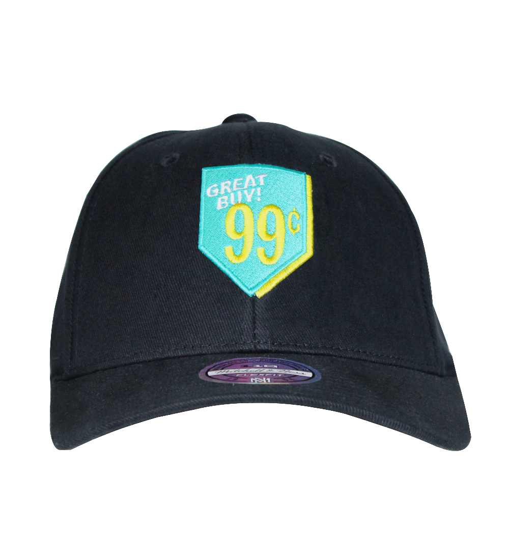Mitchell & Ness Flexfit Hats - Teal 99 Cents