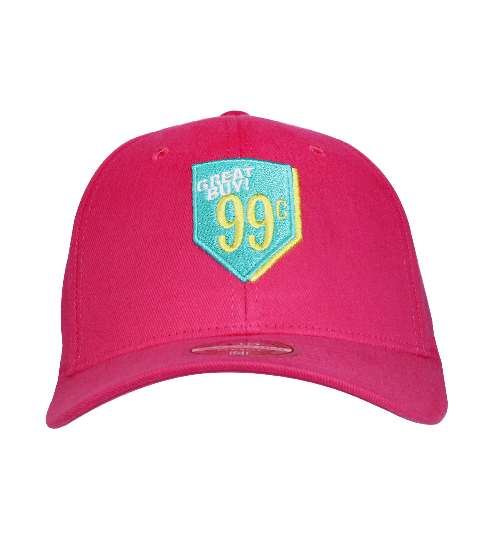 Mitchell & Ness Flexfit Hats - Pink