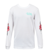 Green Tea Long Sleeve Graphic Tee