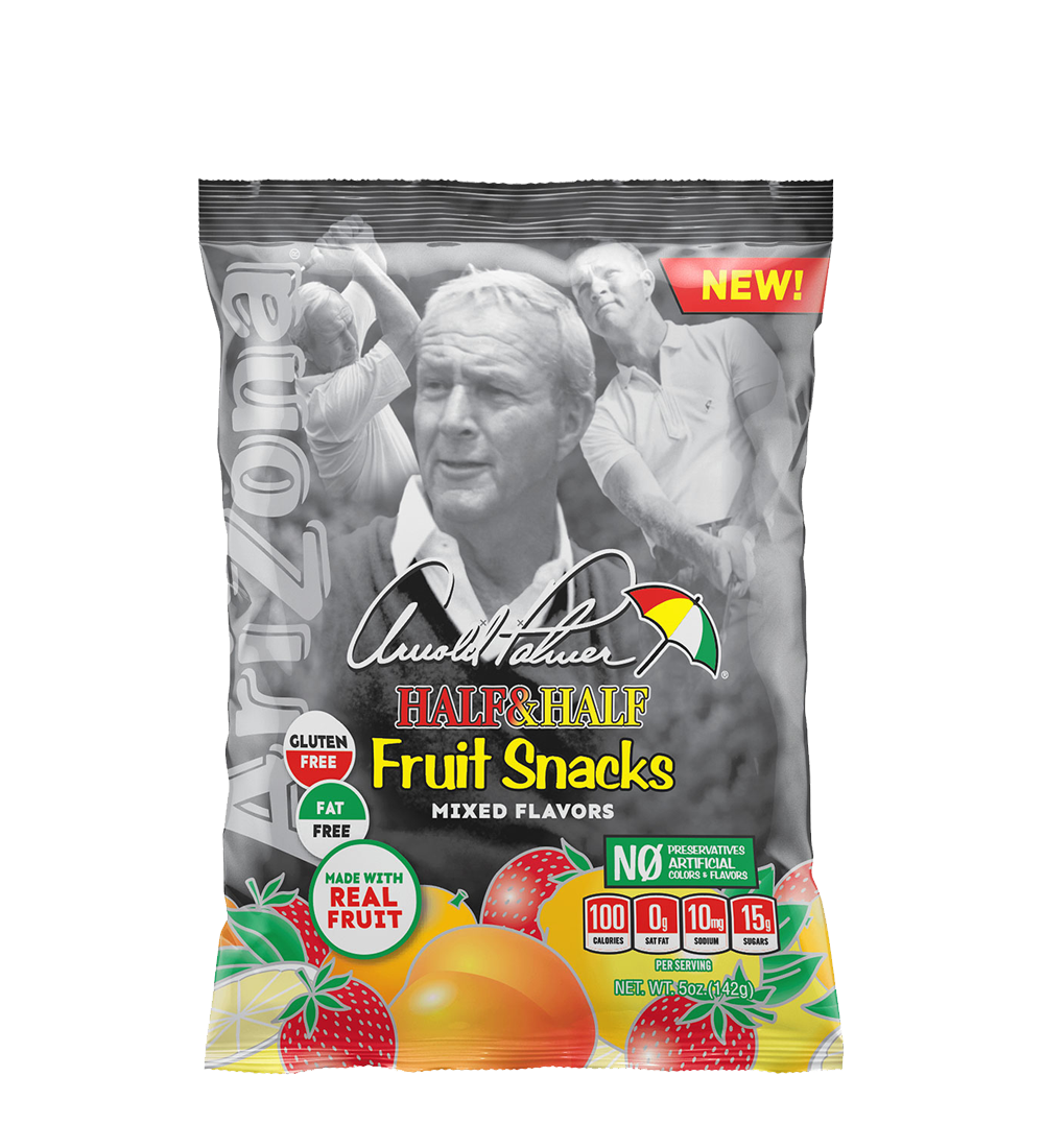 Arnold Palmer Fruit Snacks CASE OF 12