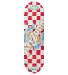 Raspberry Skateboard Deck