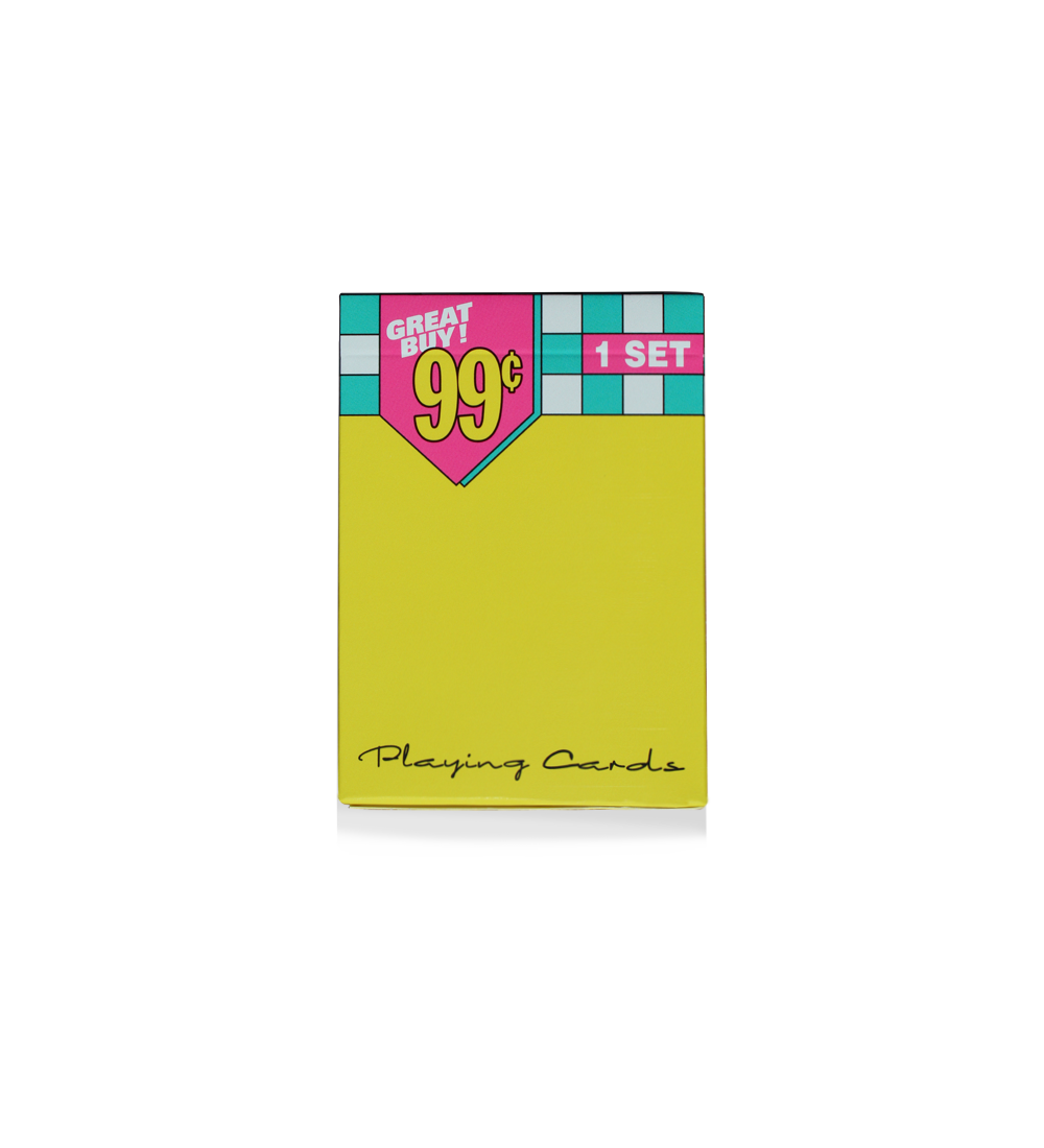GB 99 Playing Cards