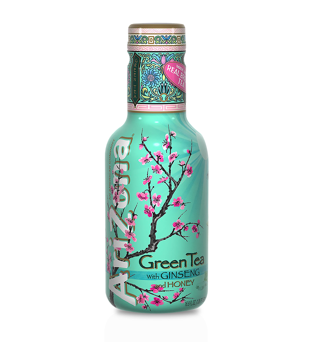 Green Tea 16.9oz