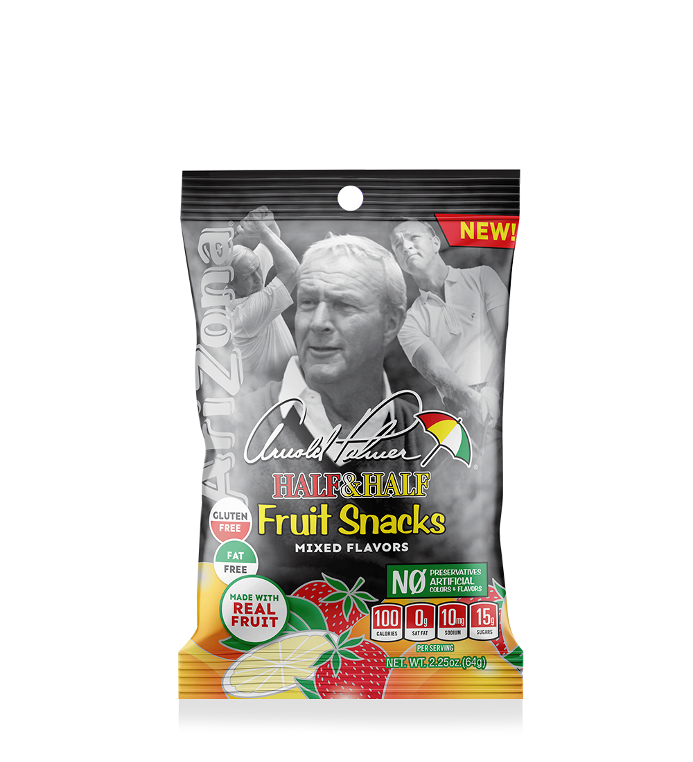 Arnold Palmer Fruit Snacks CASE OF 24