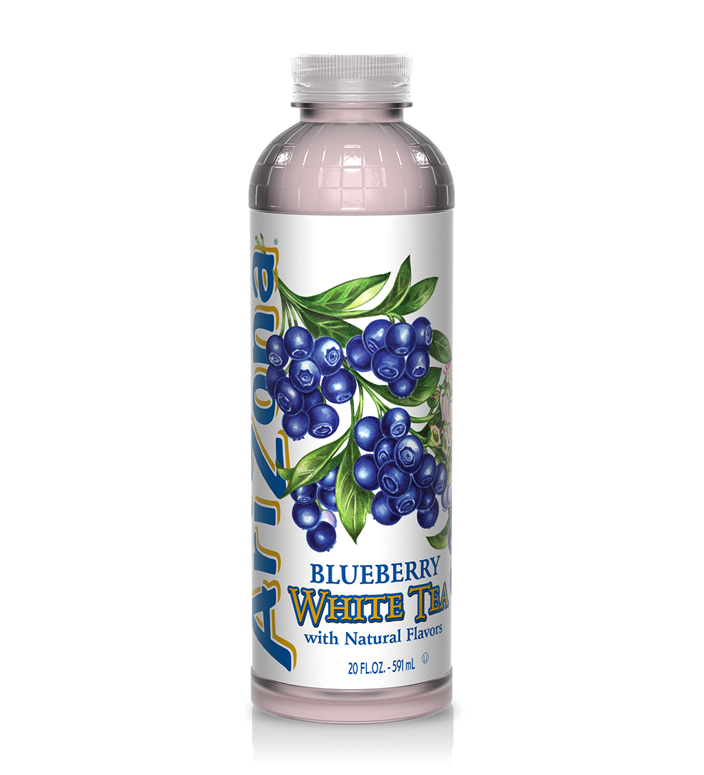 Blueberry White Tea 20oz Tallboy