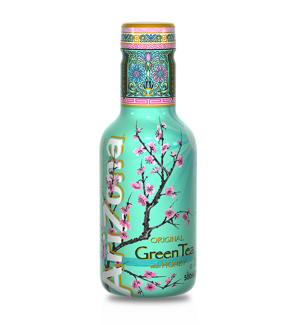 AZ 500ml PET Green Tea (AU) 12PK