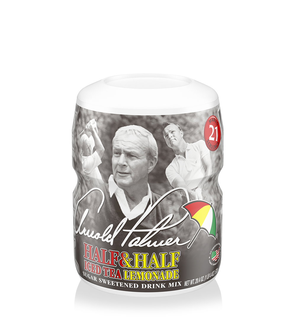 Arnold Palmer 8qt Powder Canister Case of 12