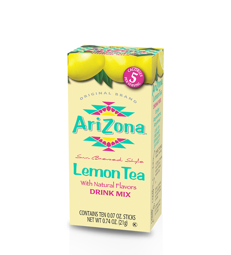Lemon Tea Sugar Free Powder Stix