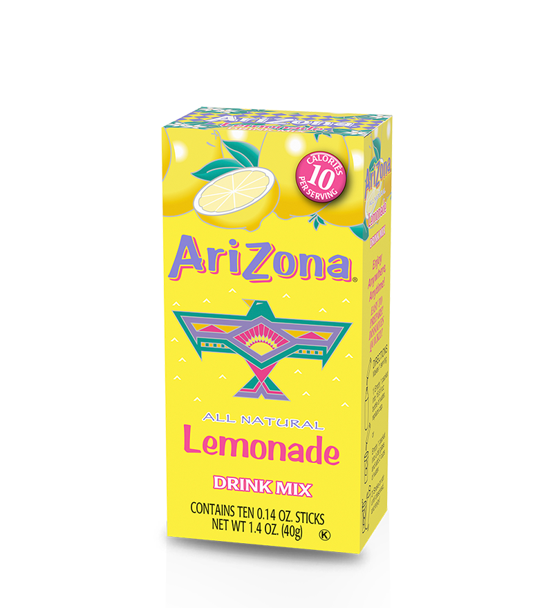 Lemonade Sugar Free Powder Stix - CASE OF 12