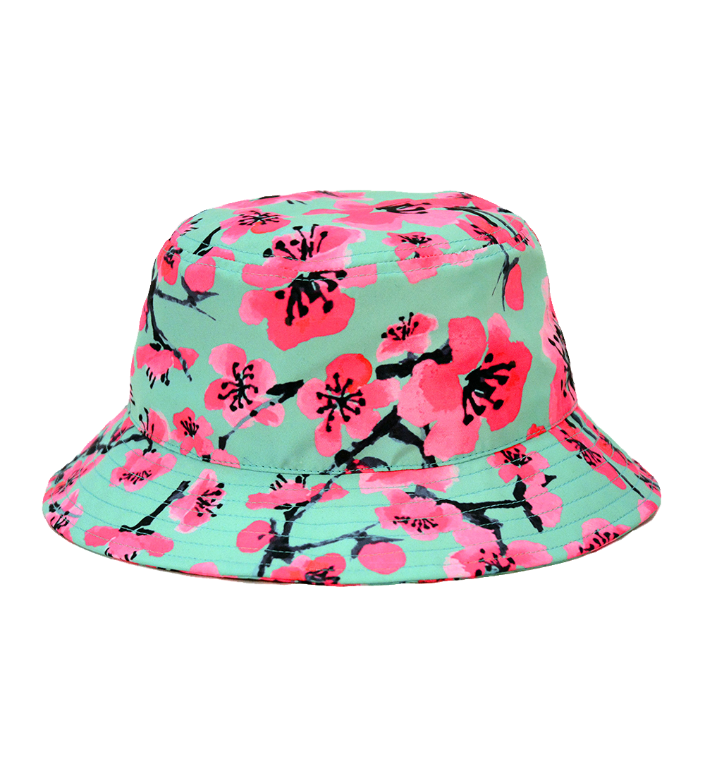 Big Blossom Bucket Hat