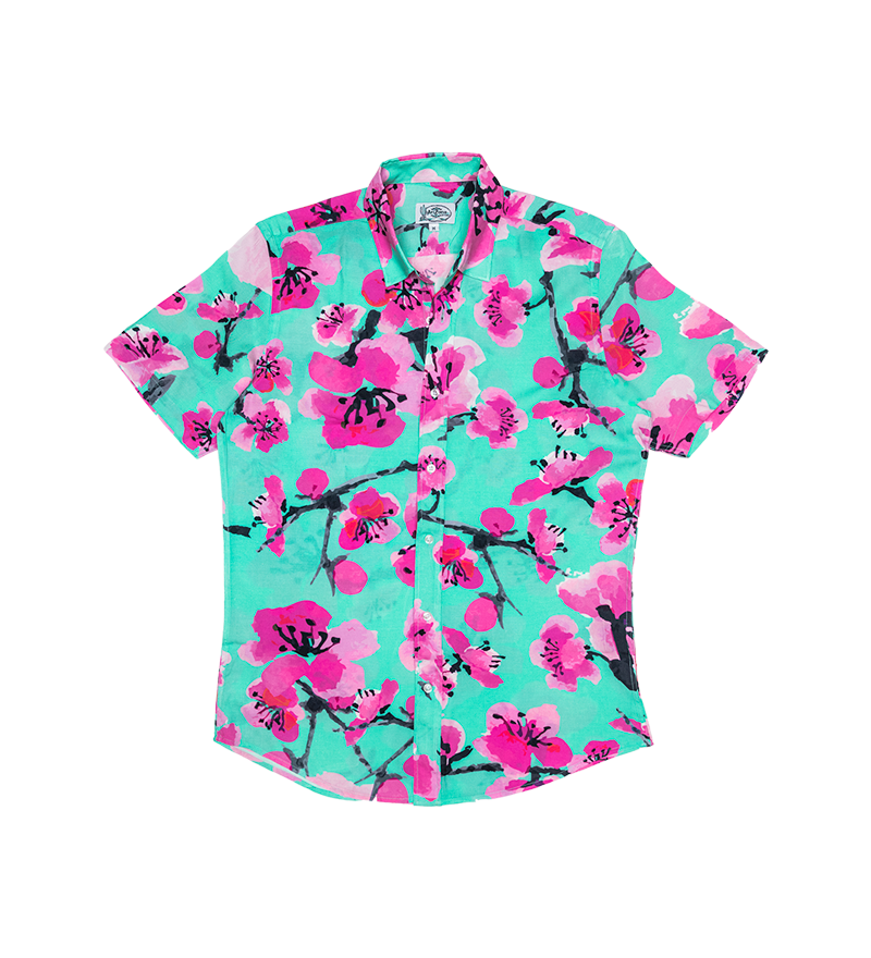 Blossom S/S Button Down