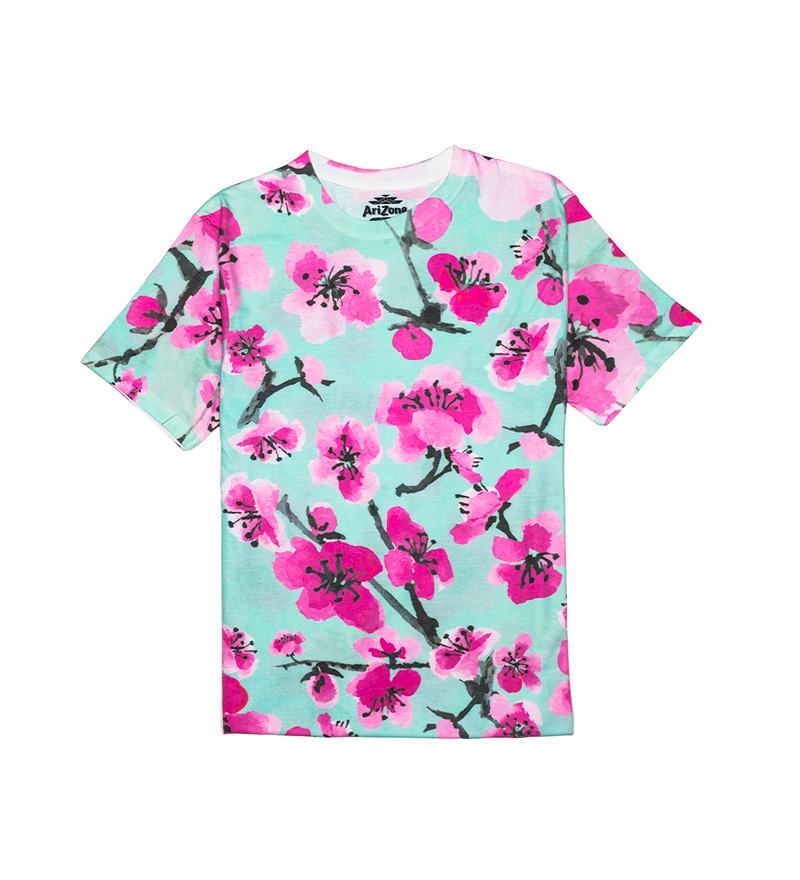 Cherry Blossom Oversized T-Shirt