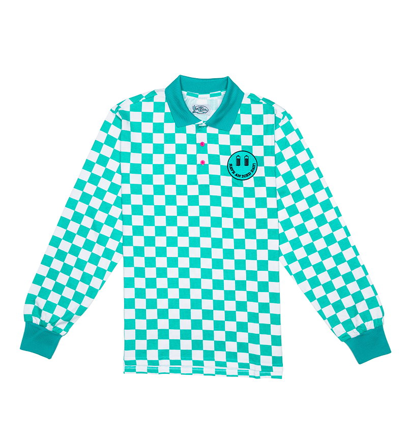 Checkerboard Polo