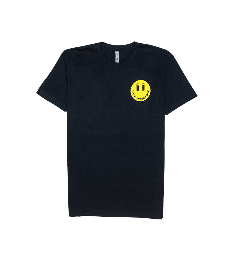Have an Iced Day Shirt - Black