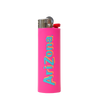 Lighter - Teal/Pink