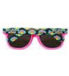 Matte Pink Vintage AriZona Sunglasses