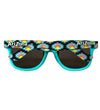 Matte Teal Vintage AriZona Sunglasses