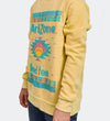Yellow Vintage Sweatshirt