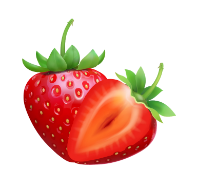 Strawberry Icon