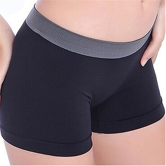 Fitness Shorts with Comfort Waistband