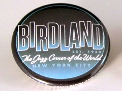 Birdland Button (small)