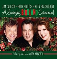 A Swinging Birdland Christmas CD
