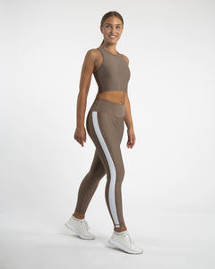leggings with panels