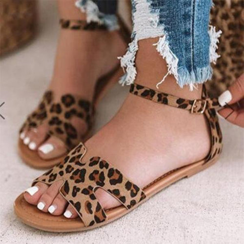 Casual Simple Flat Sandals