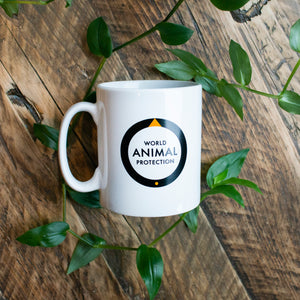 World Animal Protection Mug