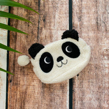 Load image into Gallery viewer, Miko the panda make-up bag