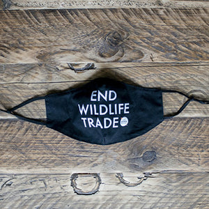 End wildlife trade facemask