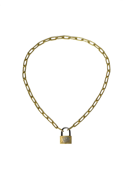 Dents de Scie® Collier DDS Padlock - Dents de Scie®