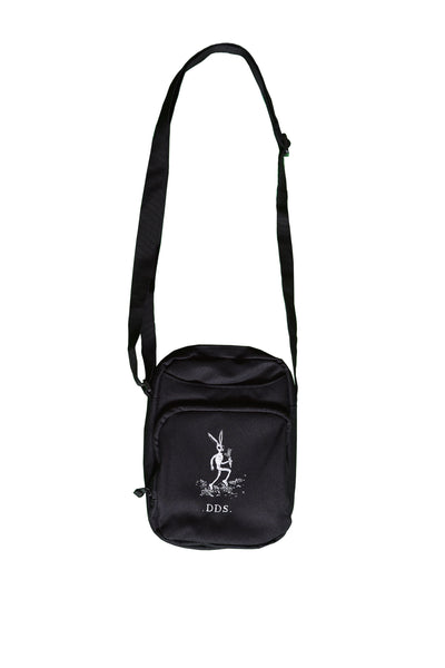Dents de Scie® Rabbit Side Bag Noir - Dents de Scie®