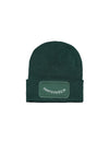 Dents de Scie® Baba Yaga Bonnet Beanie Vert - Dents de Scie®