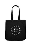 Dents de Scie® Occult Tote Bag Noir - Dents de Scie®
