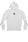 Dents de Scie® Follow me II Sweat-shirt Blanc - Dents de Scie®