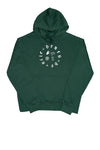 Dents de Scie® Occult Sweat-shirt Vert - Dents de Scie®