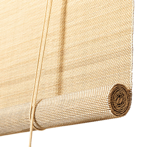 Light bamboo blinds Color& Co