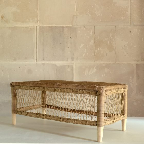 Malawi side table/bench