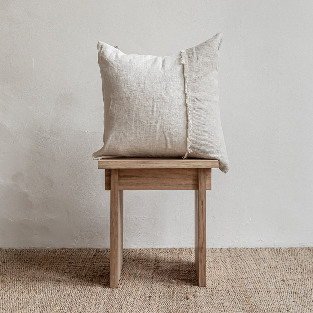 Linen cushion TOGETHER